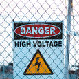 Sign danger high voltage photo by Erik Mclean Pexels